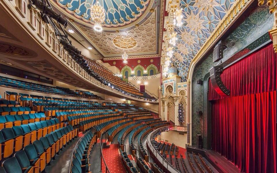 Le City Center de New York, une salle de spectacle… à grand spectacle