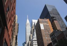 new york visite chrysler building