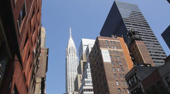 new york visite chrysler building