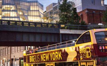 big bus tour nuit