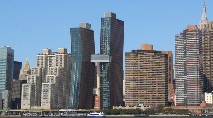 k building new york