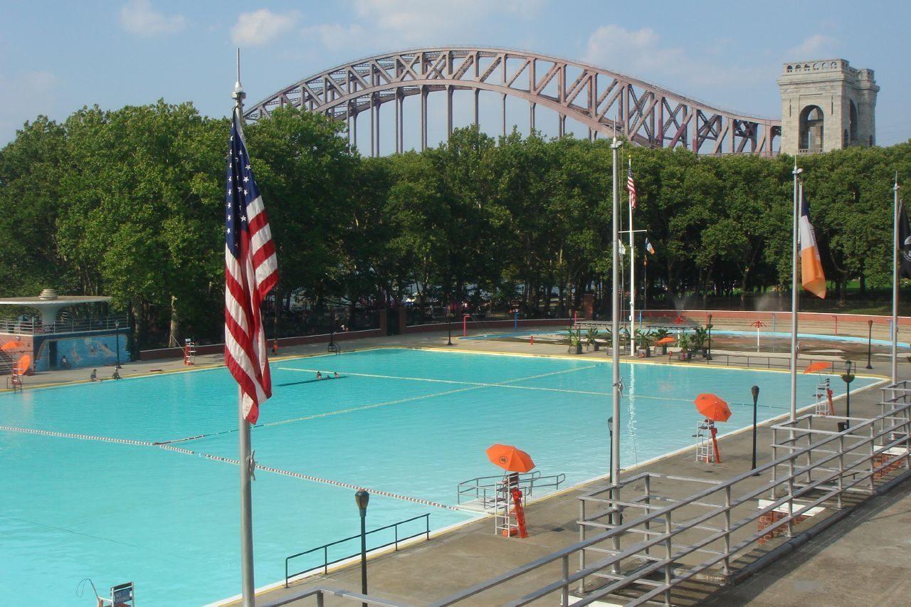 Astoria Pool, la plus grande piscine de New York
