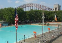 astoria pool new york usa