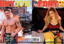 calendrier pompier new york