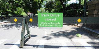central park circulation