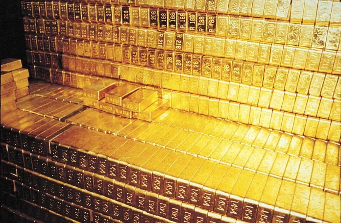 new york gold federal reserve