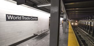 métro World Trade Center
