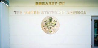 ambassade usa
