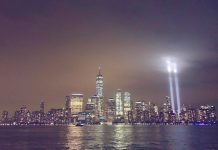 Tribute in Light New York