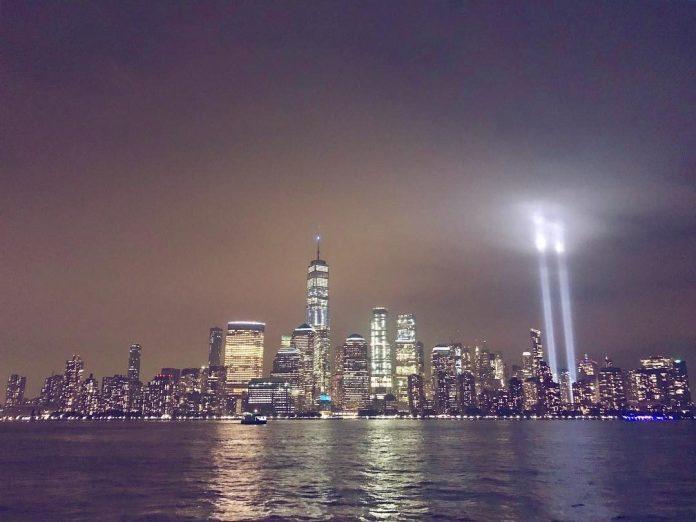 Tribute in Light New York