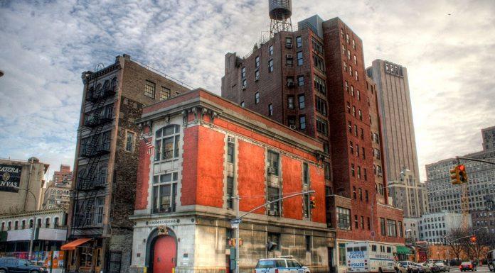 caserne sos fantomes new york