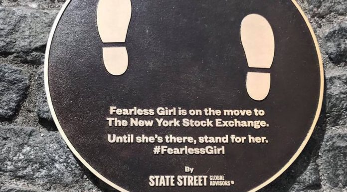 Fearless Girl New York