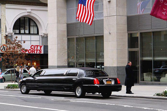 transfert limousine new york