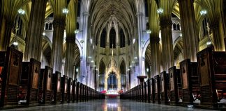 saint patrick cathedral new york