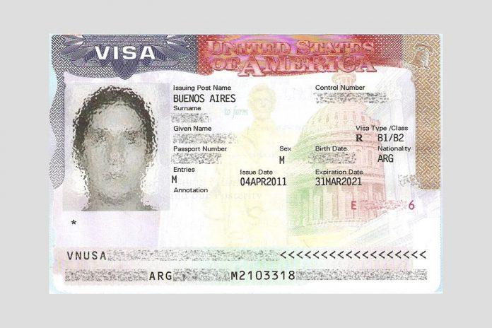 Comment Faire Pour Demander Un Visa Pour Visiter Les états