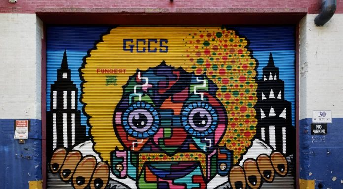 street art harlem new york