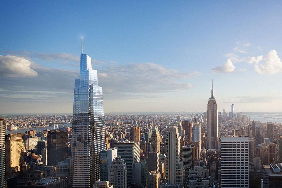Le point sur la construction d'un nouvel observatoire à New York