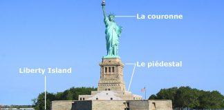 couronne statue de la Liberte