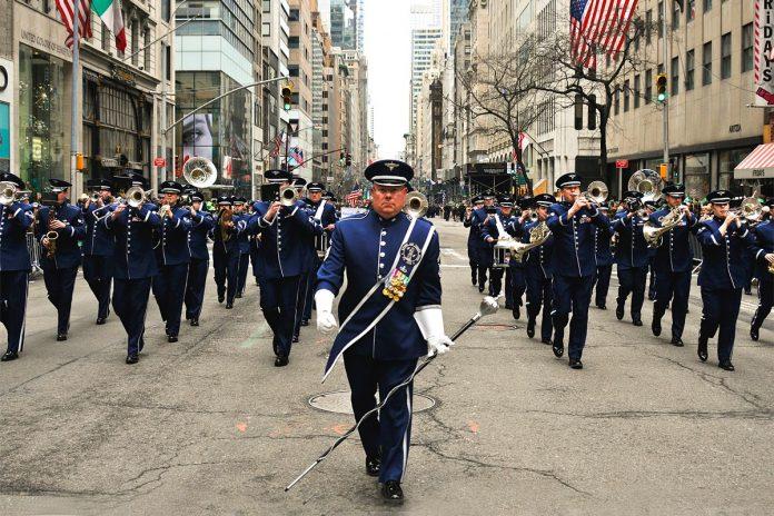 parade saint patrick new york