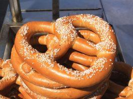 pretzel new york