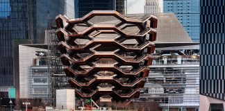 the vessel hudson yards new york