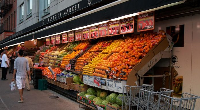 supermarché new york