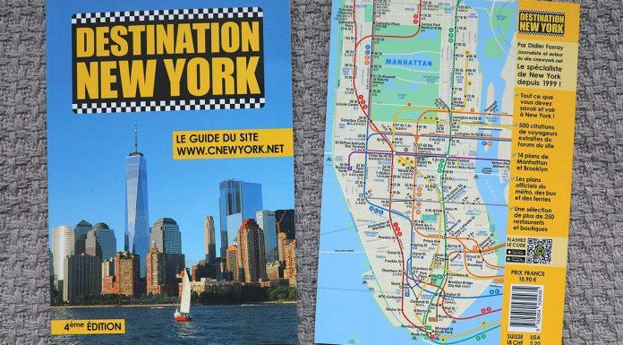 guide destination new york 2019