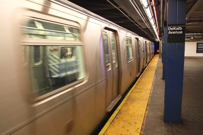 metro L new york