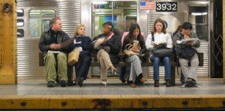 metro new york quai
