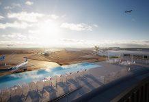 TWA hotel piscine