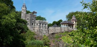 central park belvedere castle new york