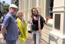 new york francais visites