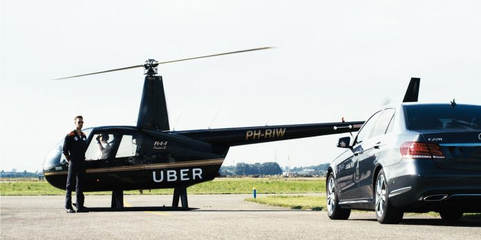 uber copter new york