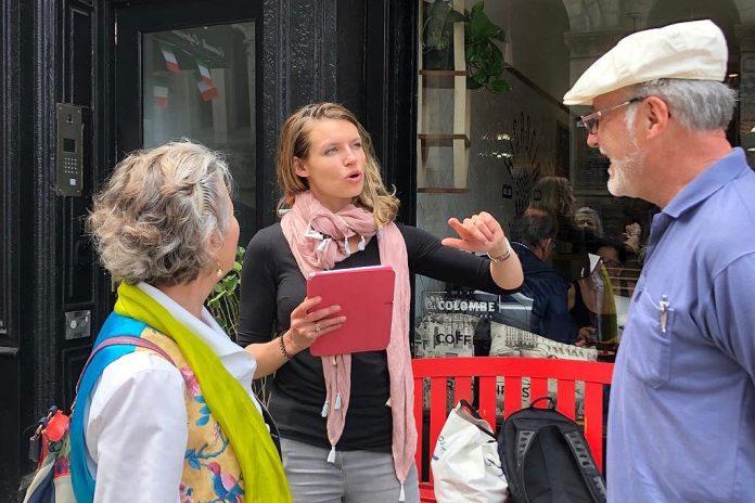 visite new york francais