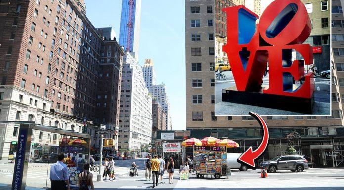 love new york disparition nyc
