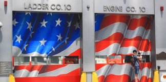 camion pompiers engine 10 new york