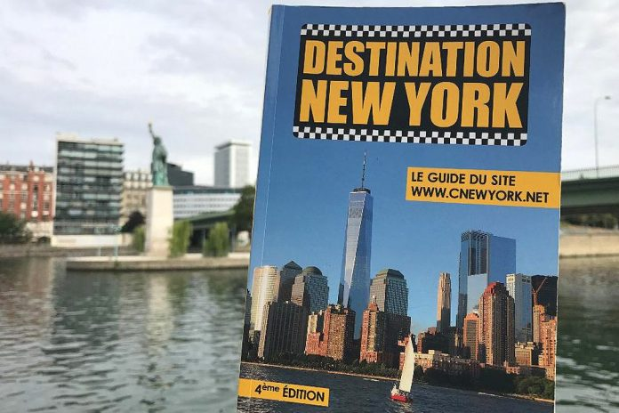 guide Destination New York Fnac