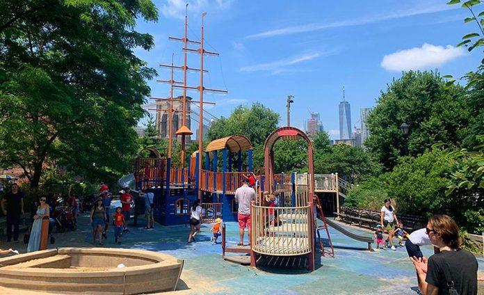 jardin enfants new york