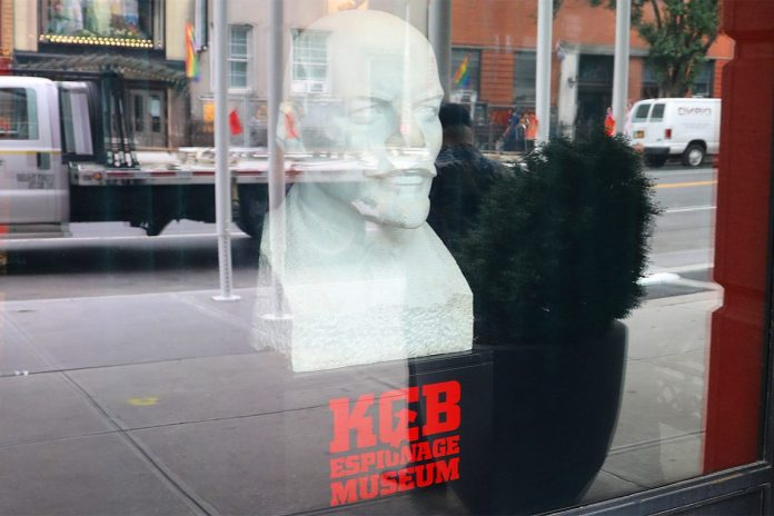 kgb museum new york