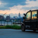 optimus ride new york