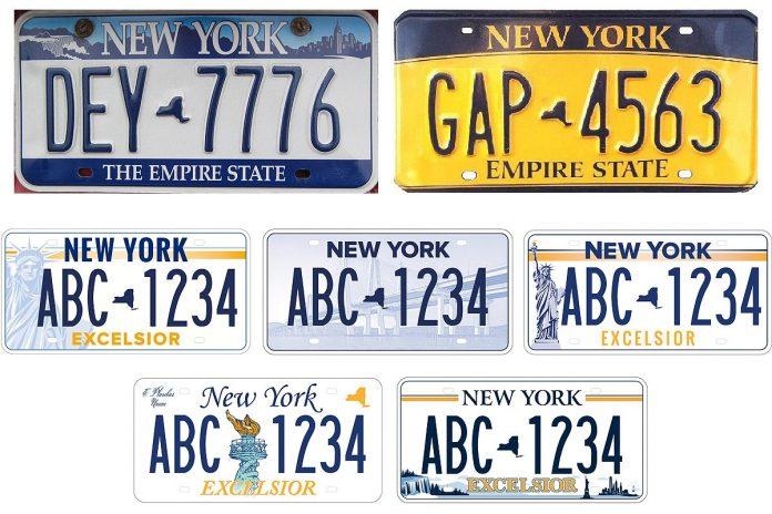 plaques mineralogiques new york