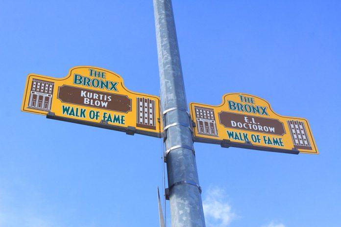 walk of fame bronx new york