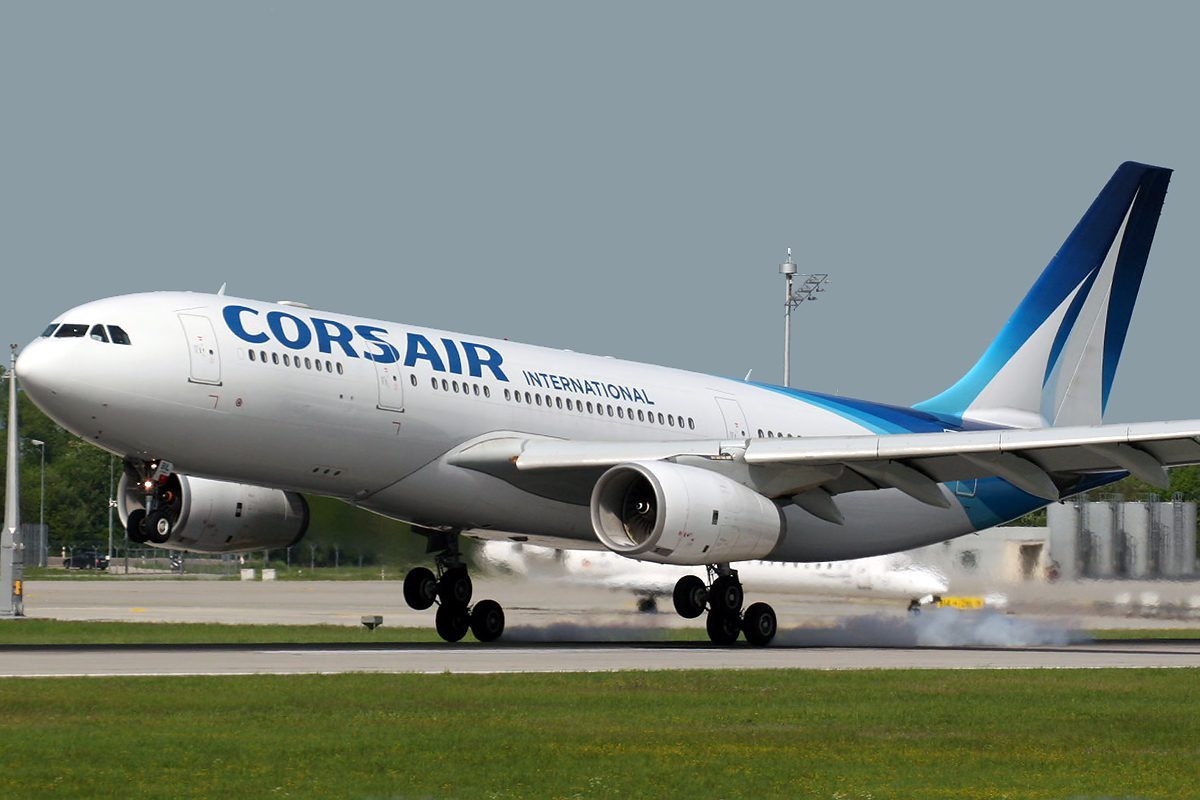 Corsair reporte le lancement de ses vols Paris-New York à 2021