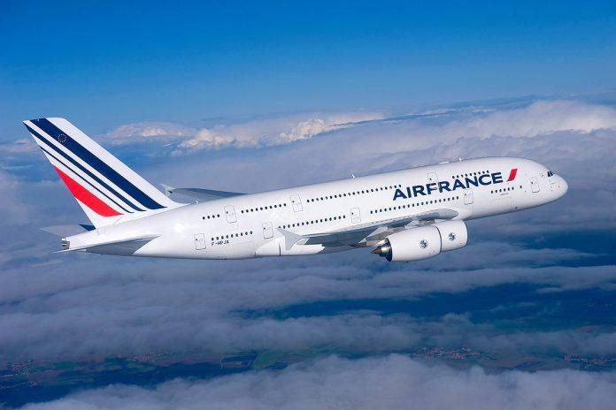 air france airbus 380