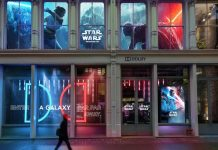 star wars new york