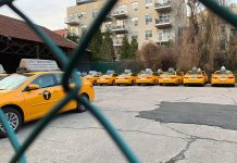 coronavirus new york taxi