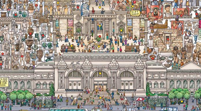 Metropolitan Museum New York Enfants