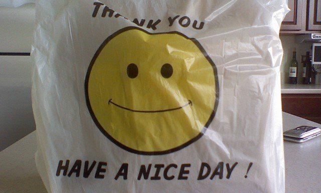 sacs plastique new york