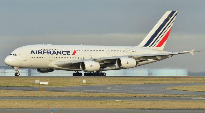 Airbus 380 Air France