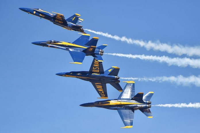 blue angels new york